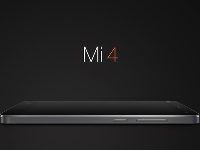 Xiaomi Mi4 : photo officielle 5