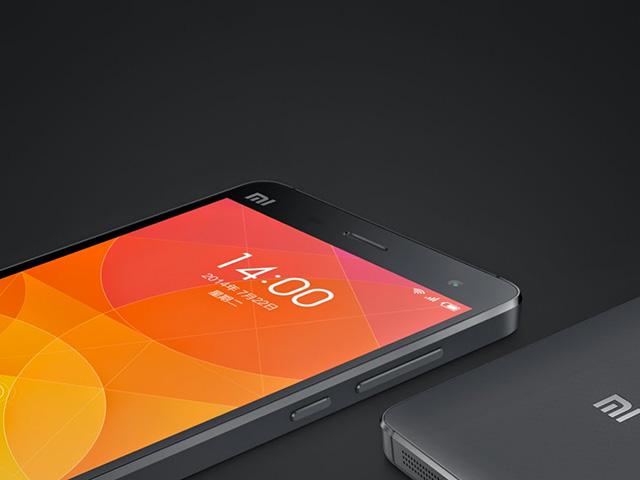 Xiaomi Mi4 : photo officielle 6