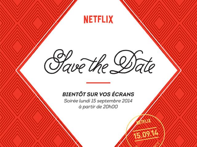 Netflix Lancement
