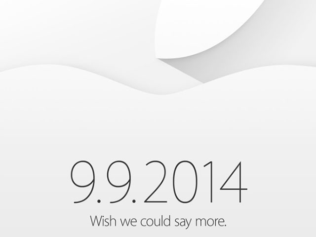 Keynote Apple 9 septembre