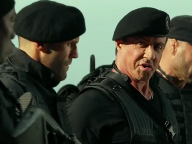 Bande annonce The expendables