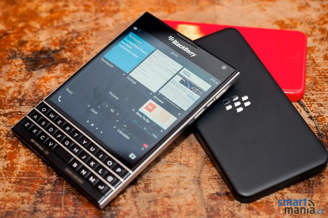 BlackBerry Passport : nouvelles photos 1