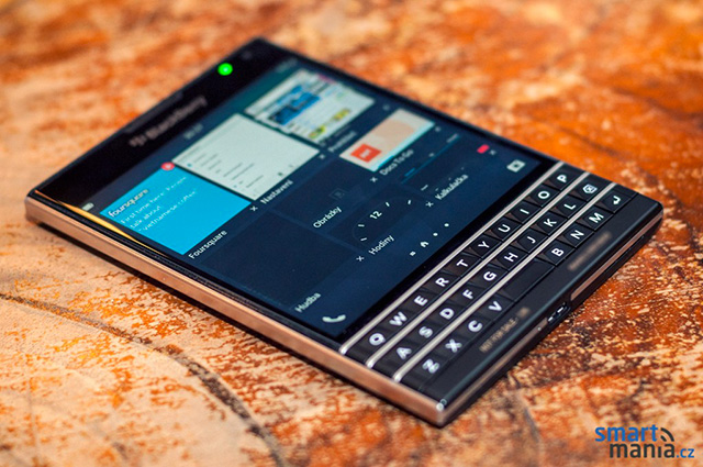BlackBerry Passport : nouvelles photos 4