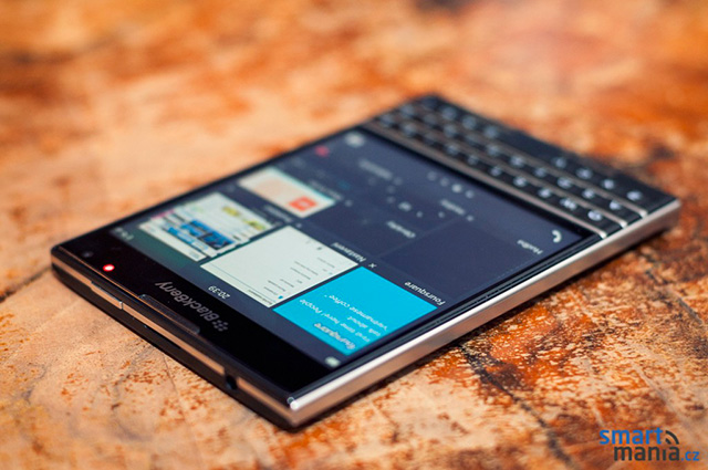 BlackBerry Passport : nouvelles photos 5