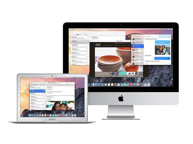 OS X 10.10 Yosemite DP5