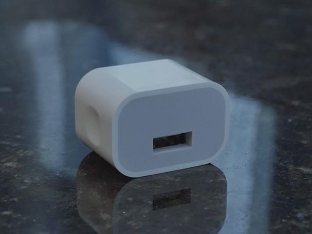 Chargeur iPhone 6 en vidéo