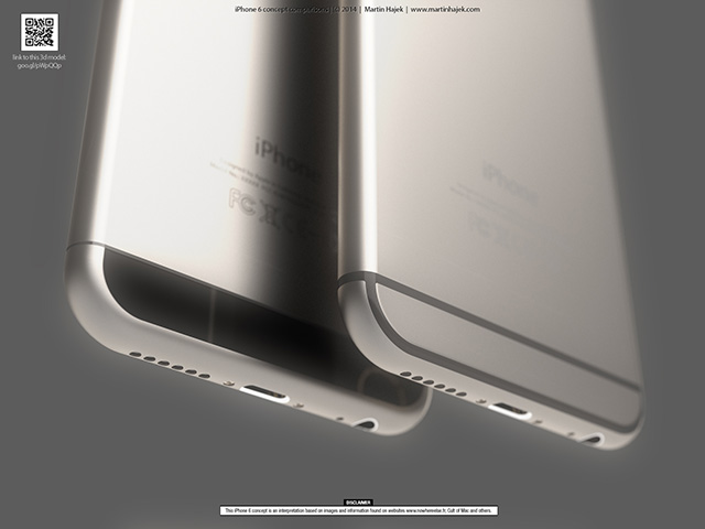 Concept iPhone 6 Martin Hajek : image 2