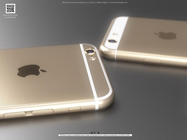 Concept iPhone 6 Martin Hajek : image 3