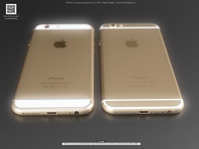 Concept iPhone 6 Martin Hajek : image 5