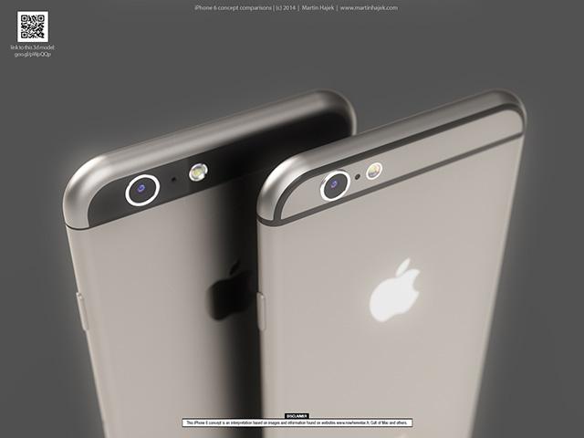 Concept iPhone 6 Martin Hajek : image 9
