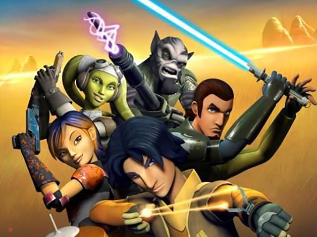 Extrait Star Wars Rebels