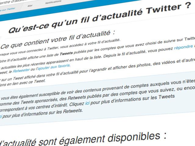 La FAQ de Twitter