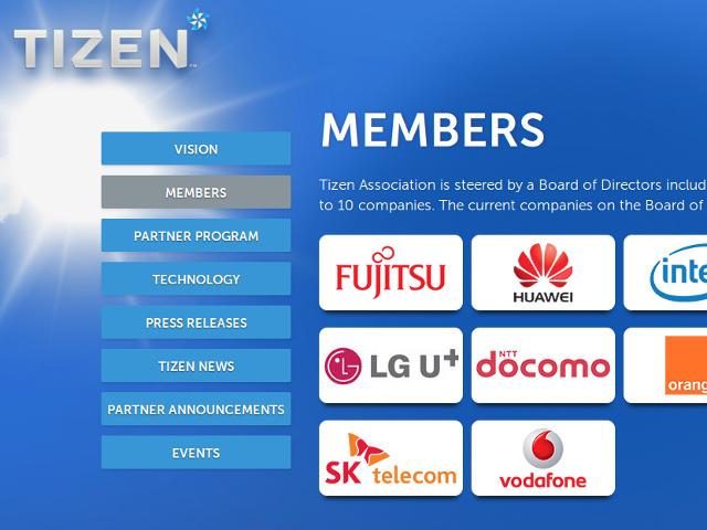 Huawei ne veut plus de Tizen