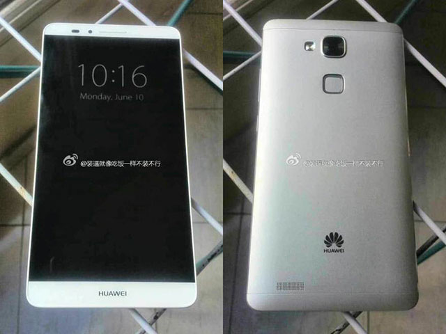 Photos Huawei Ascend Mate 7