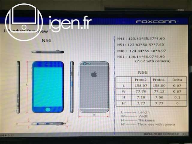Image iPhone 6 : 2