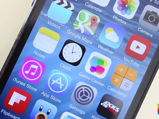 iOS 8 bêta 5