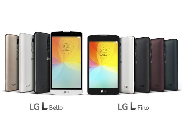 LG L Bello et L Fino