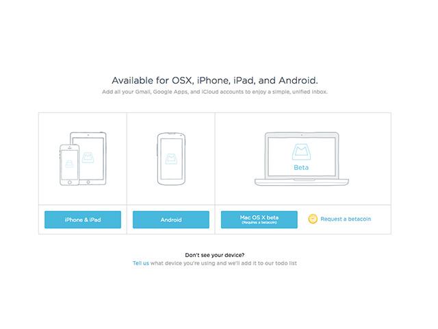 Mailbox OS X Invitations