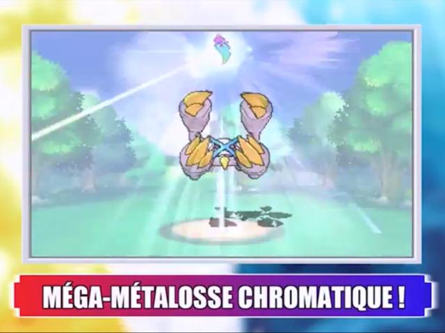 Méga-Métalosse chromatique