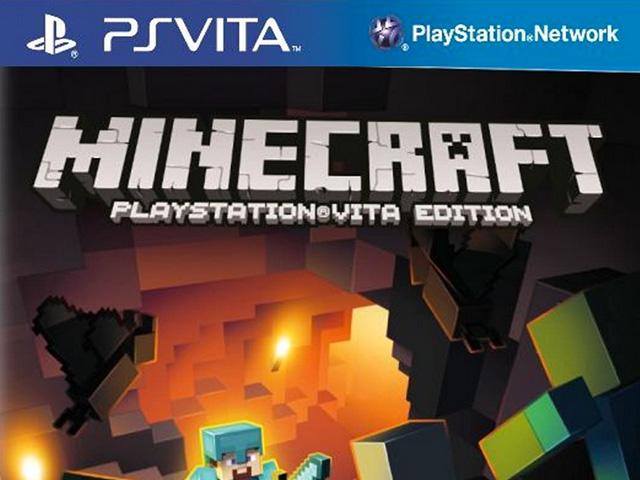 Acheter Minecraft PS4 / PS Vita