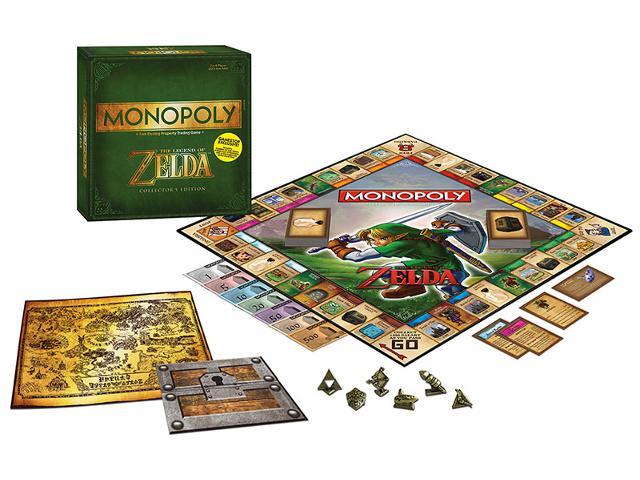 Le Monopoly Zelda