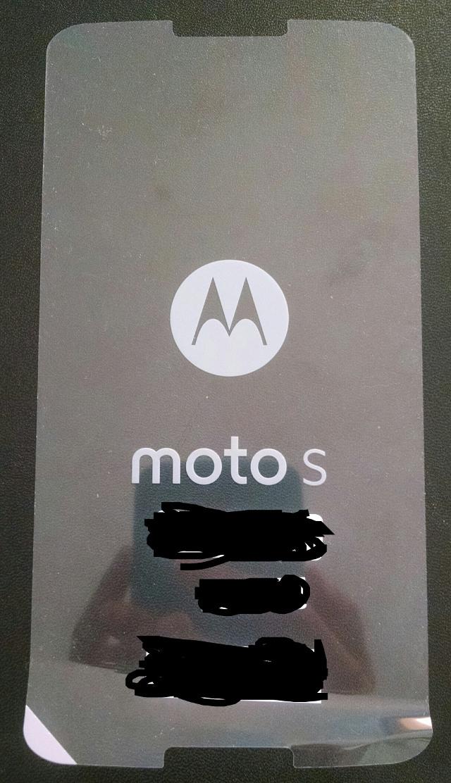 Moto S