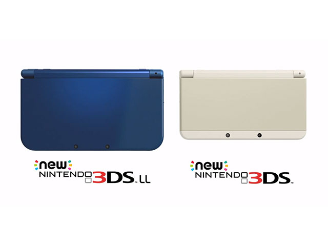 New Nintendo 3DS (XL) : image 1