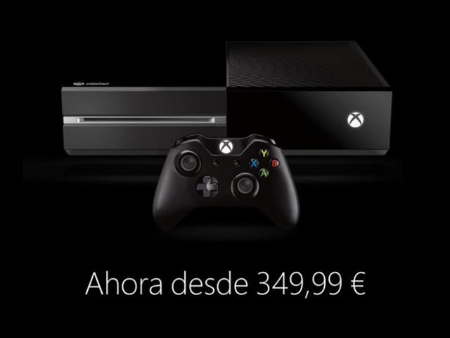 Nouveau prix Xbox One