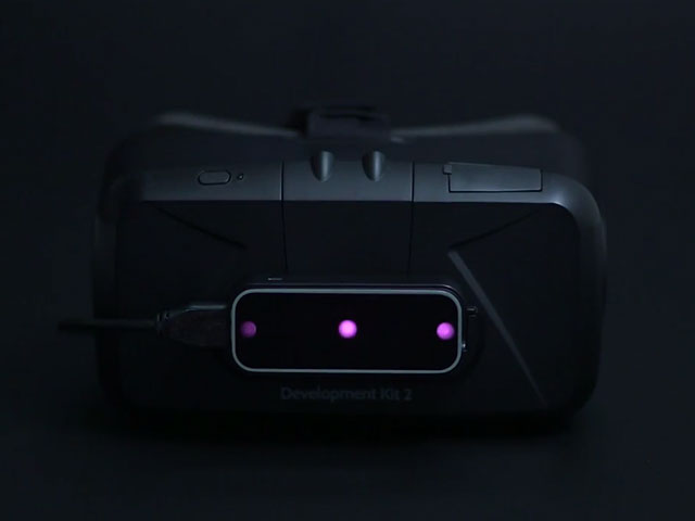 Oculus Rift et Leap Motion