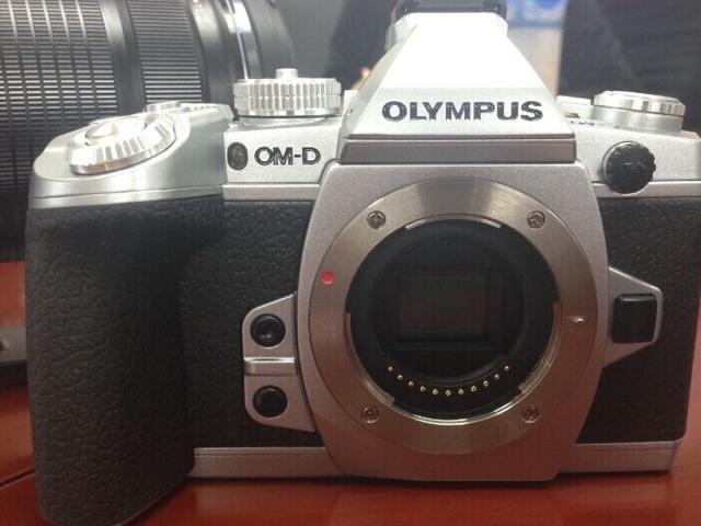 Olympus OM-D E-M1 Gris
