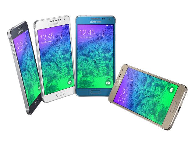 Le Samsung Galaxy Alpha est officiel