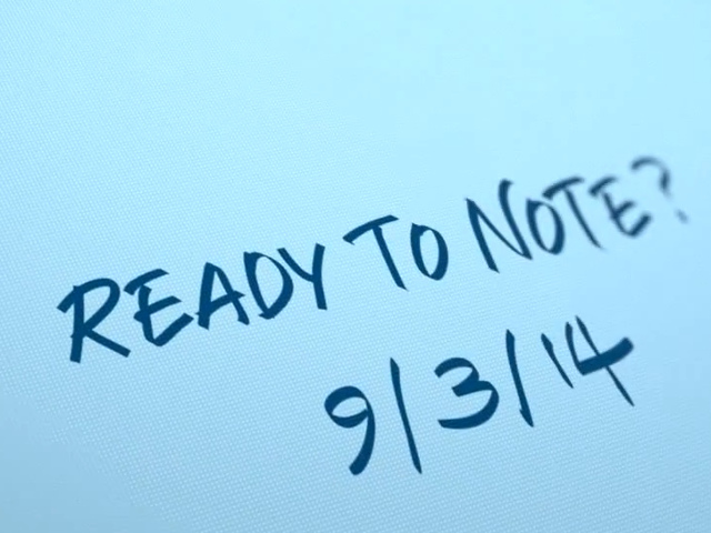 Samsung Galaxy Note 4 : le 3 septembre