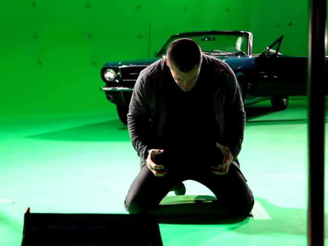 Making of Sin City 2