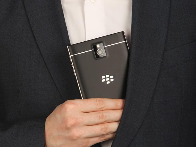Specs BlackBerry Passport