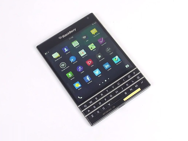 Vidéo BlackBerry Passport