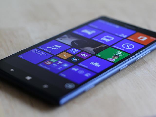 Vidéo tuiles Windows Phone 8.1 Update 1
