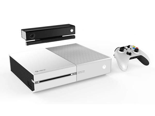Xbox One blanche