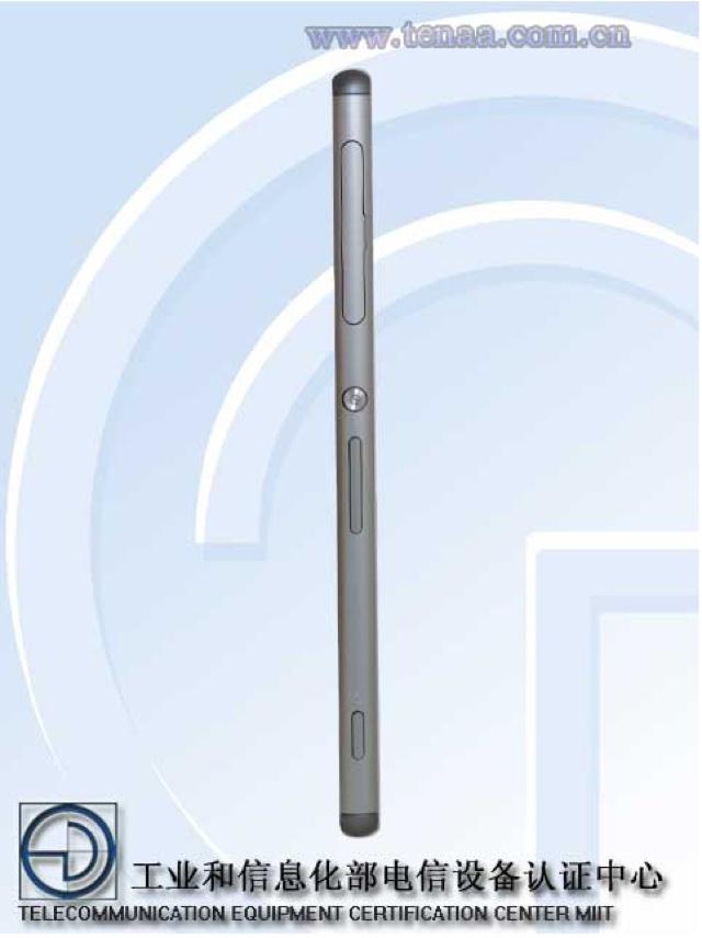 Sony Xperia Z3 TENAA : image 4
