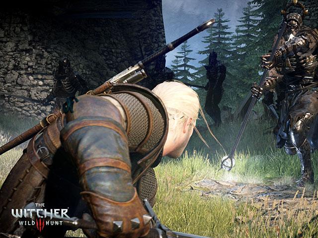 Vidéo The Witcher 3
