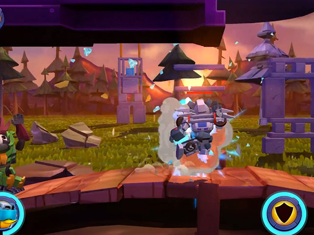 Angry Birds Transformers : image 3