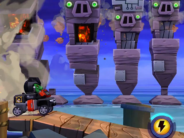 Angry Birds Transformers : image 1