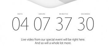 Suivre Keynote Apple en direct