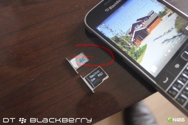 BlackBerry Classic : des photos, et des spécifications techniques