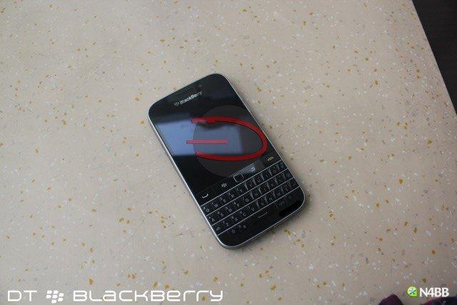 BlackBerry Classic : photo 3
