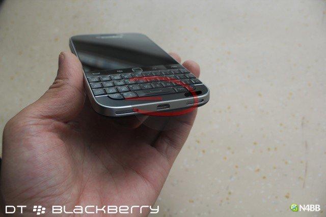 BlackBerry Classic : photo 4