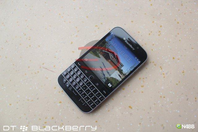 BlackBerry Classic : photo 6