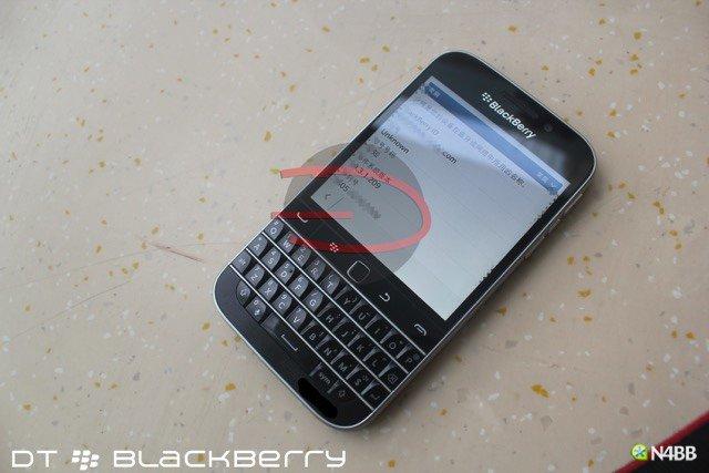 BlackBerry Classic : photo 7