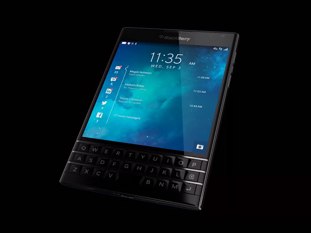 Vidéos BlackBerry Passport