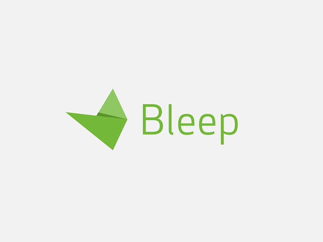 Logo Bleep