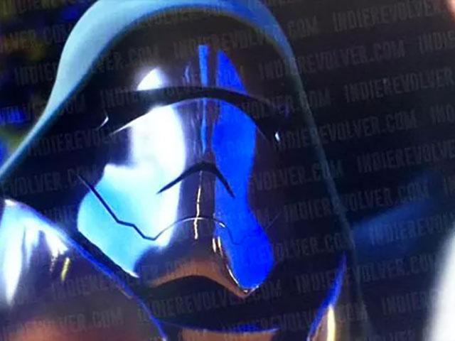 Casque Stormtrooper : image 1